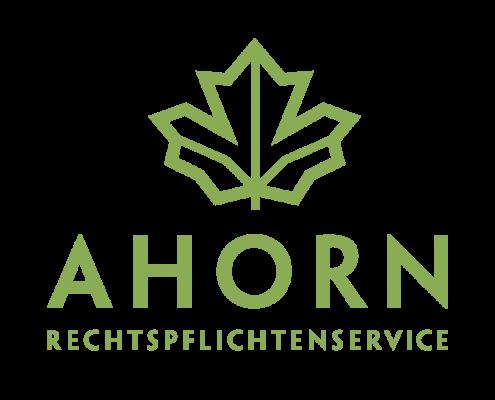 Logo_Ahorn_Rechtspflichtenservice GmbH